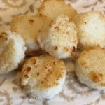Toasted Coconut Macaroons 0765 square